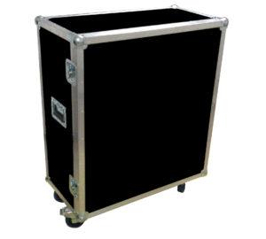 Profesionální case na kytarový box