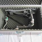 Flightcase pro bicí nástroje